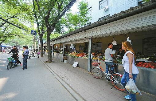济南林祥南街市场28日取缔 市场形成于上世纪70年代末